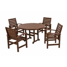 Great Reviews Signature 5 Piece Dining Set