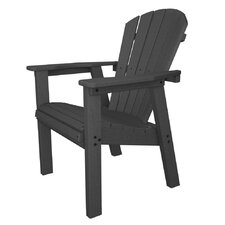 Seashell Adirondack Rocking Chair