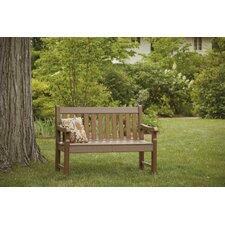 Rockford Plastic Garden Bench