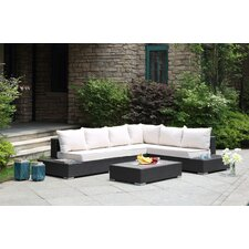 Fresh Carlsbad 2 Piece Deep Seating Group