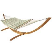 Reviews Pillowtop Polyester Tree Hammock