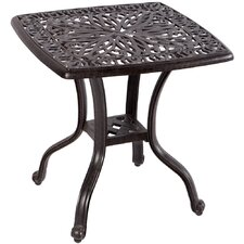 Kaleidoscope Square Side Table