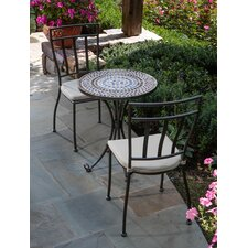 Looking for Tremiti 3 Piece Mosaic Bistro Set