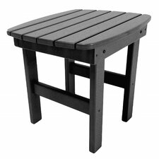 Essentials Adirondack Side Table