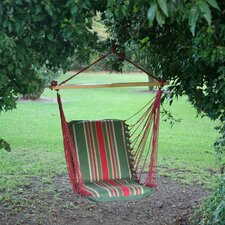 Cushioned Single Swing