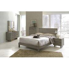 Violet Platform Customizable Bedroom Set