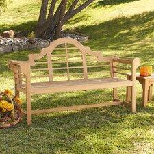 Lutyens Teak Garden Bench