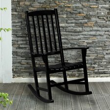 Autumn Porch Rocker Chair