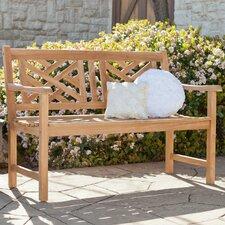 Wonderful Randall Wood Garden Bench