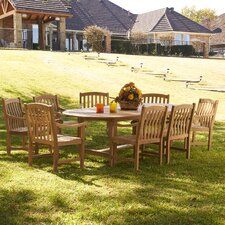 Thompson 9 Piece Dining Set