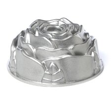 Platinum Rose Bundt Pan  Nordic Ware