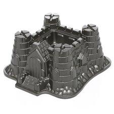 Bundt Brand Bakeware Pro-Cast Castle Bundt Pan  Nordic Ware