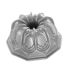 Platinum Vaulted Cathedral Bundt Pan  Nordic Ware