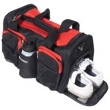 """18"""" Sports Travel Duffel with Wet Pocket"""