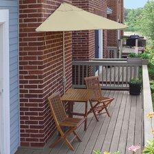 Terrace Mates Villa Economy 5 Piece Dining Set