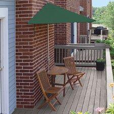 Terrace Mates Bistro Premium 5 Piece Dining Set