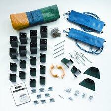 Ready to Build Custom Alpine DIY Swing Set Hardware Kit - Project 613