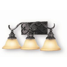 Rosedale 3-Light Vanity Light