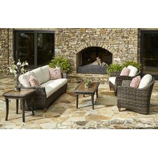 Sycamore 6 Piece Deep Seating Group with Cushion