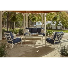 Mimosa 4 Piece Deep Seating Group with Cushion
