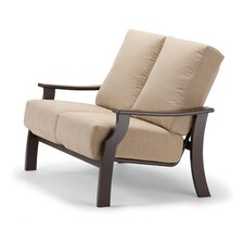 St. Catherine Deep Loveseat with Cushions
