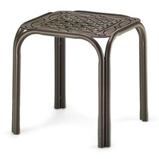 Today Sale Only Square Cast Top End Table (Set of 4)