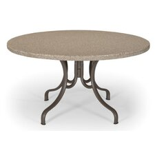 Synthestone Round Dining Table