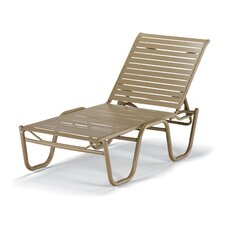 Reliance Strap Chaise Lounge (Set of 4)