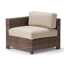 La Vie End Chair with Cushion (Set of 2)
