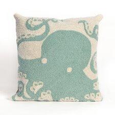 Frontporch Octopus Throw Pillow
