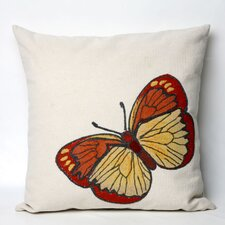 Bobbi Butterfly Indoor/Outdoor Throw Pillow