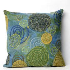 Read Reviews Graffiti Swirl Indoor/Outdoor Throw Pillow