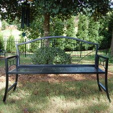Today Only Sale Nelumbo Steel Garden Bench