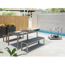 Breeze 3 Piece Dining Set