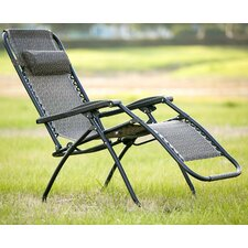 Zero Gravity Folding Lounge Chair (Set of 2)