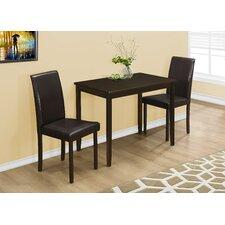 piece dining set piecediningset  piece dining set: three piece dining set