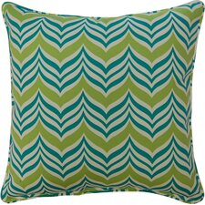 Amazing Ripple Effect Throw Pillow