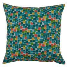 Modern Cubix Throw Pillow