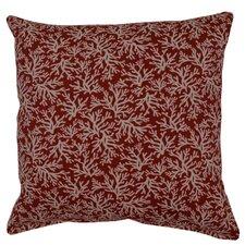 Coral Outdoor Throw Pillow