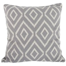 Ekra Cashmere Blend Throw Pillow in Grey