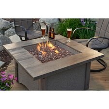 Pine Ridge Propane Fire Pit Table