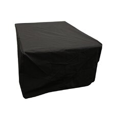 Brooks Fire Table Rectangular Vinyl Cover