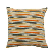 Urban Loft Textured Zigs Throw Pillow
