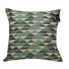 Urban Loft Jagged Edge Throw Pillow