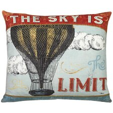 Urban Loft Sky Limit Throw Pillow