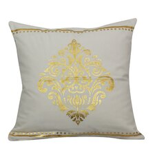 Urban Loft Foil Crest Throw Pillow