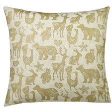 Urban Loft Animal Farm Indoor/Outdoor Throw Pillow