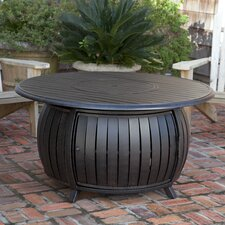 Best Choices Extruded Aluminum Propane Fire Pit Table