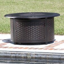 Bellante Propane Fire Pit Table