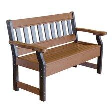Heritage Poly Lumber Garden Bench